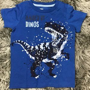 Epic Threads | Boy's T-shirt | Raised By Dinos